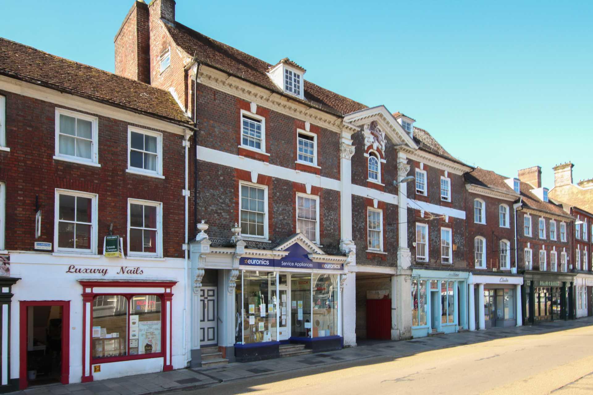 1 bed flat for sale in Market Place, Blandford Forum, Blandford Forum 0