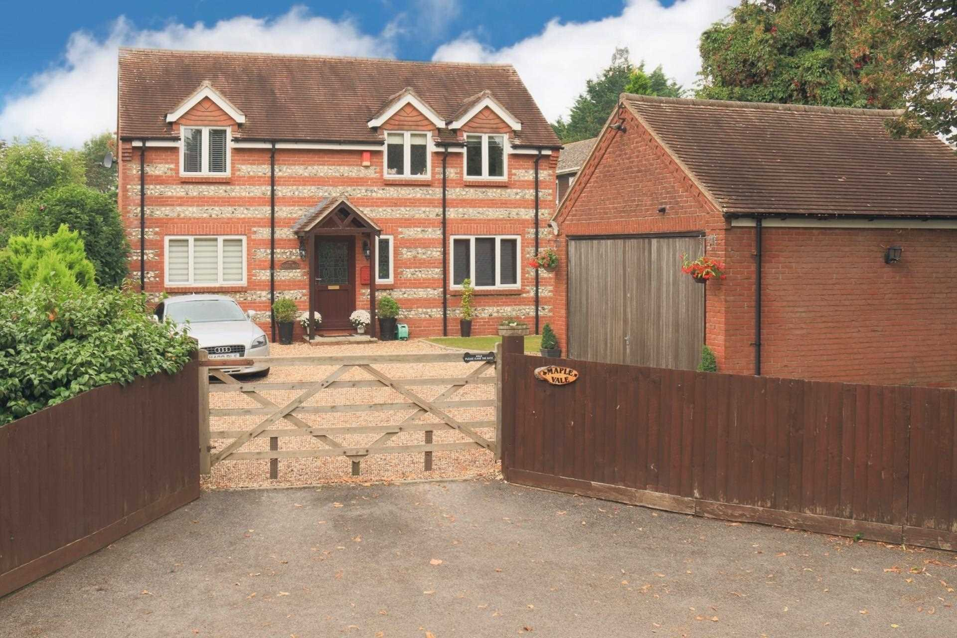 4 bed detached house for sale in Maple Vale, Whatcombe Lane, Winterborne Whitechurch, Blandford Forum - Property Image 1