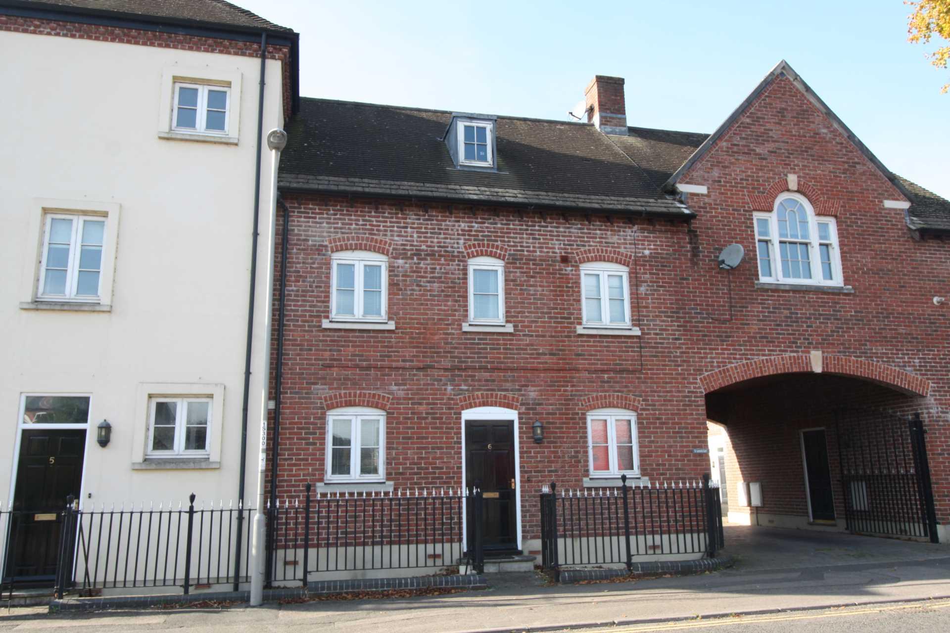 3 bed semi-detached house to rent in St. Leonards Court, St. Leonards Avenue, Blandford Forum  - Property Image 1