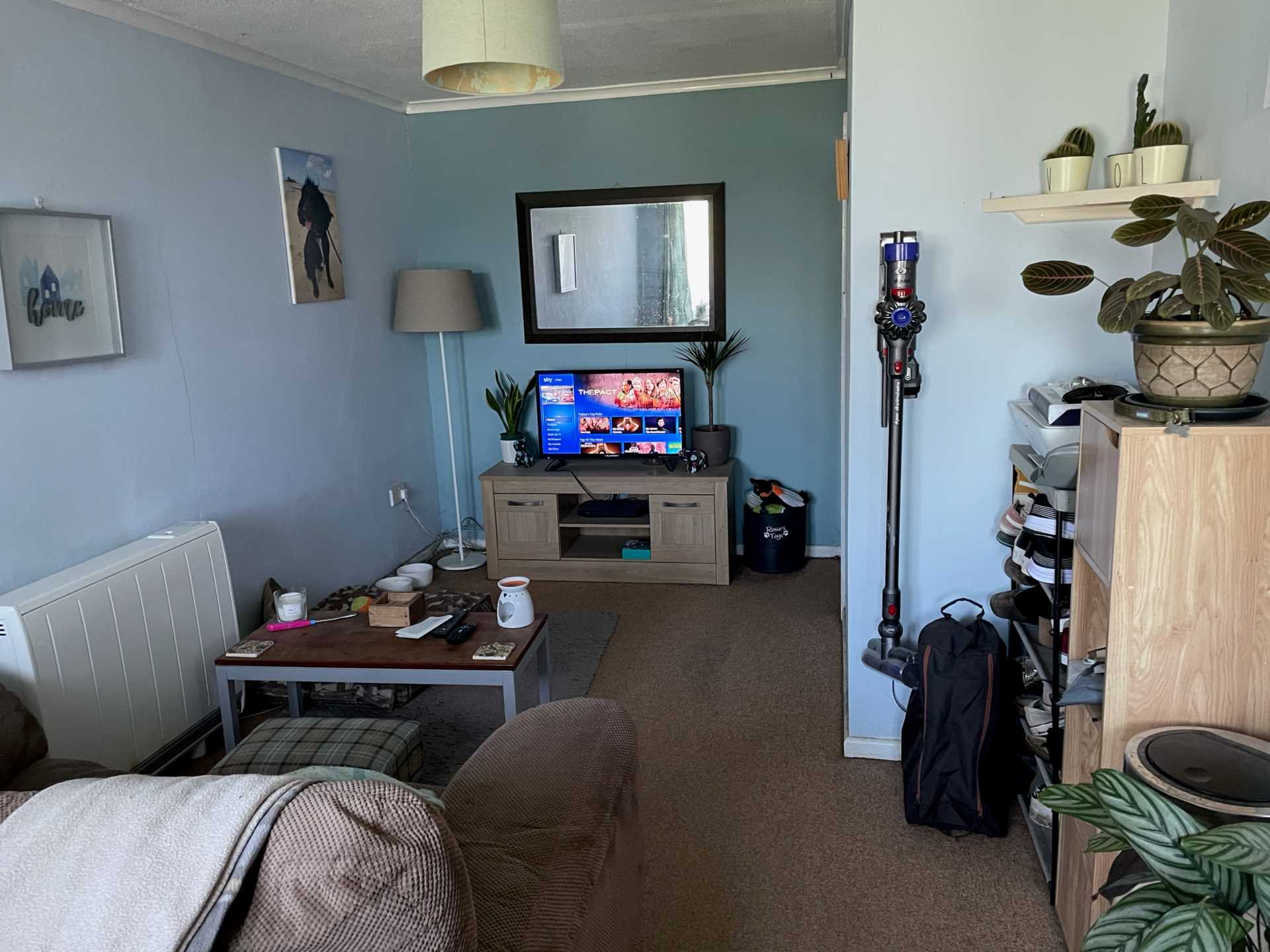 1 bed flat to rent in Blackmore Road, Shaftesbury, Shaftesbury 1