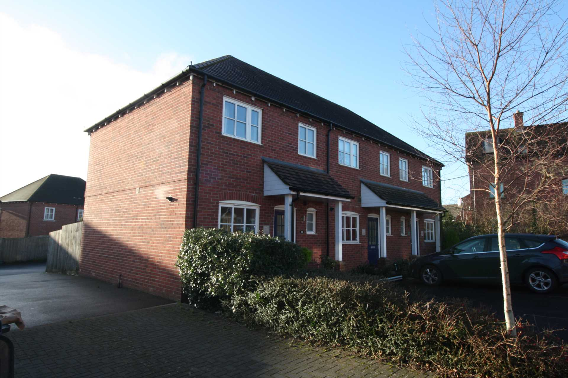 2 bed end of terrace house to rent in Greenacre Way, Shaftesbury, Shaftesbury  - Property Image 1
