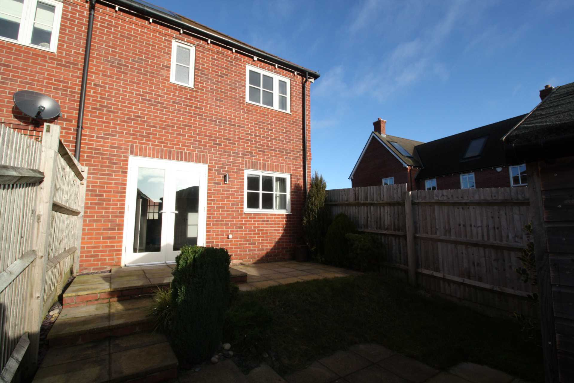 2 bed end of terrace house to rent in Greenacre Way, Shaftesbury, Shaftesbury  - Property Image 10