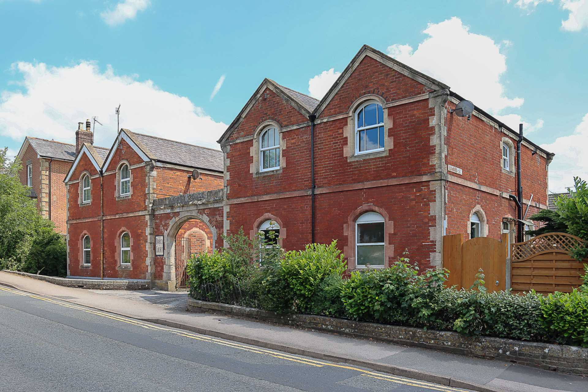 2 bed flat for sale in Darcy Court, Salisbury Road, Blandford Forum, Blandford Forum 0