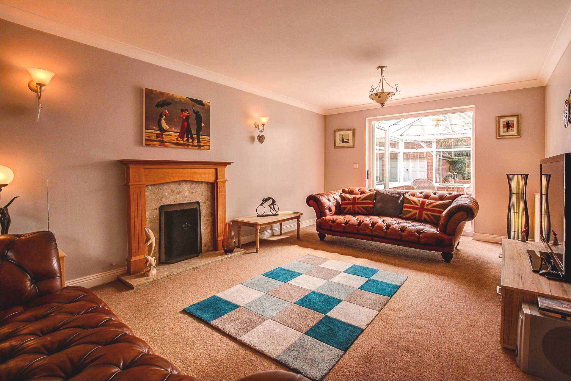 4 bed semi-detached house for sale in Westbury Way, Blandford Forum 2