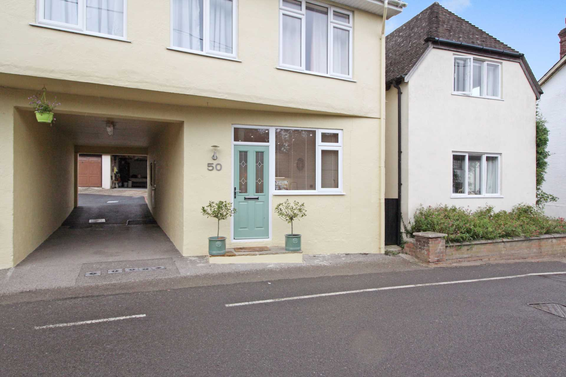 1 bed flat for sale in High Street, Sixpenny Handley, Salisbury  - Property Image 1