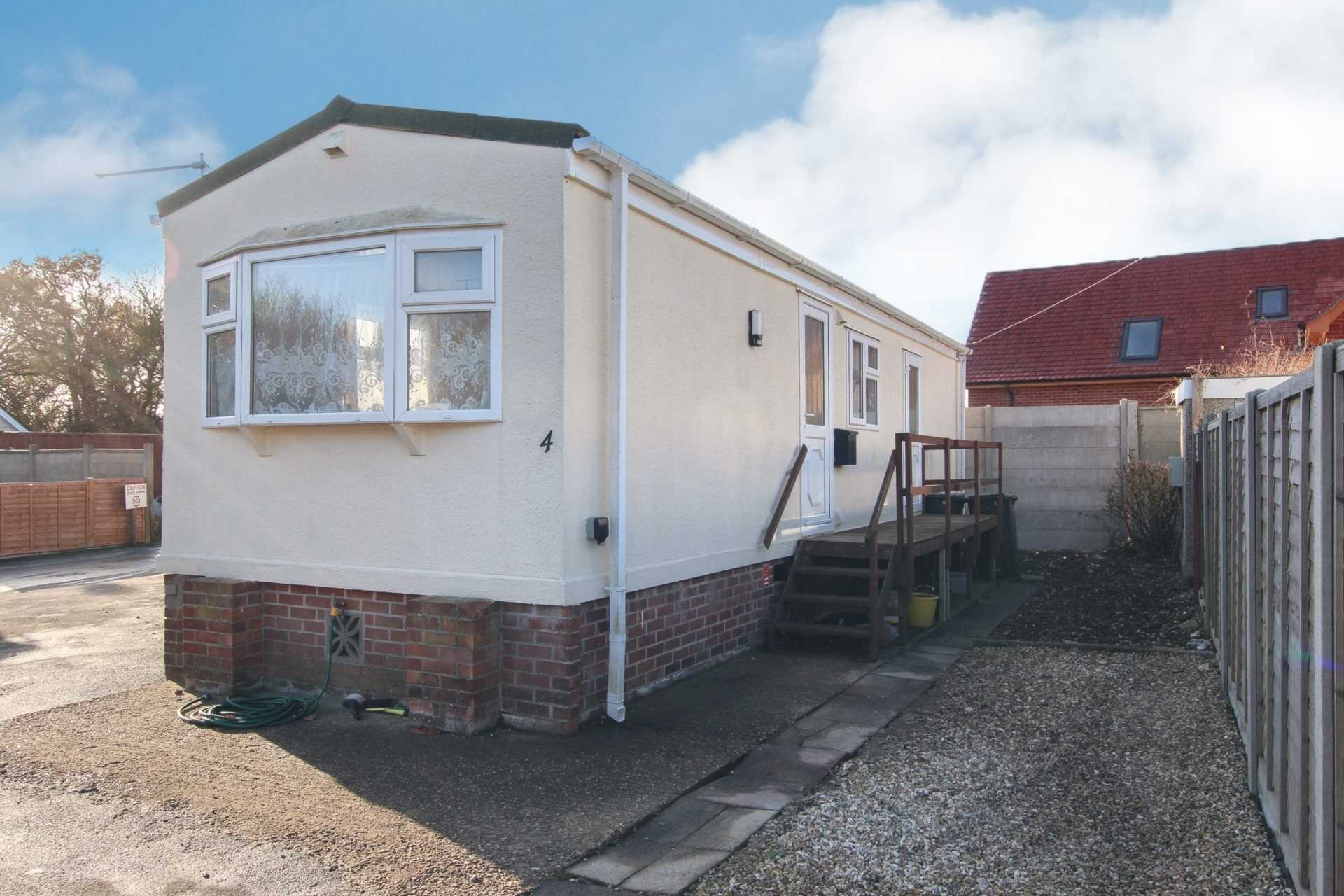 1 bed park home for sale in Ashley Wood Park, Tarrant Keyneston, Blandford Forum  - Property Image 1