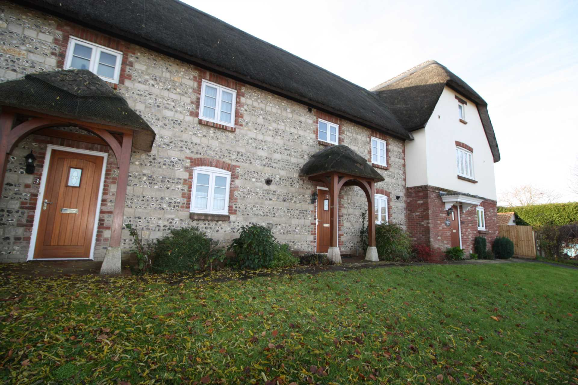 2 bed terraced house to rent in Hambledon Row, Shillingstone, Blandford Forum 0