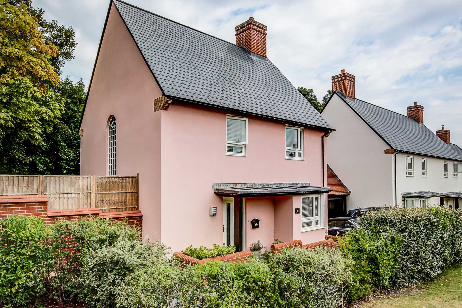 3 bed link detached house for sale in Charlton Mead, Charlton Marshall, Blandford Forum  - Property Image 1