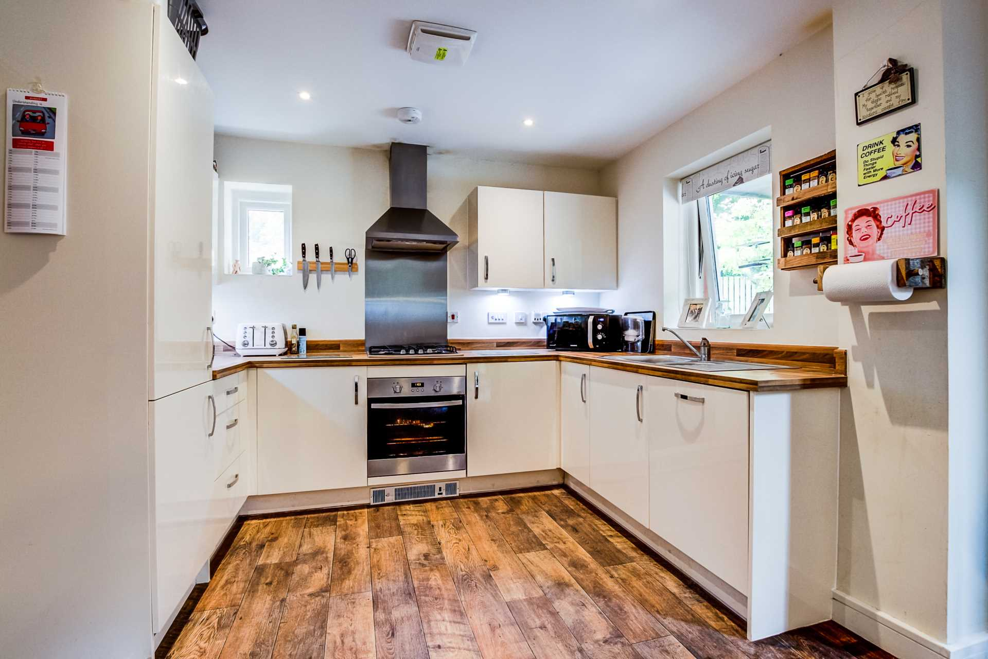 3 bed link detached house for sale in Charlton Mead, Charlton Marshall, Blandford Forum 1