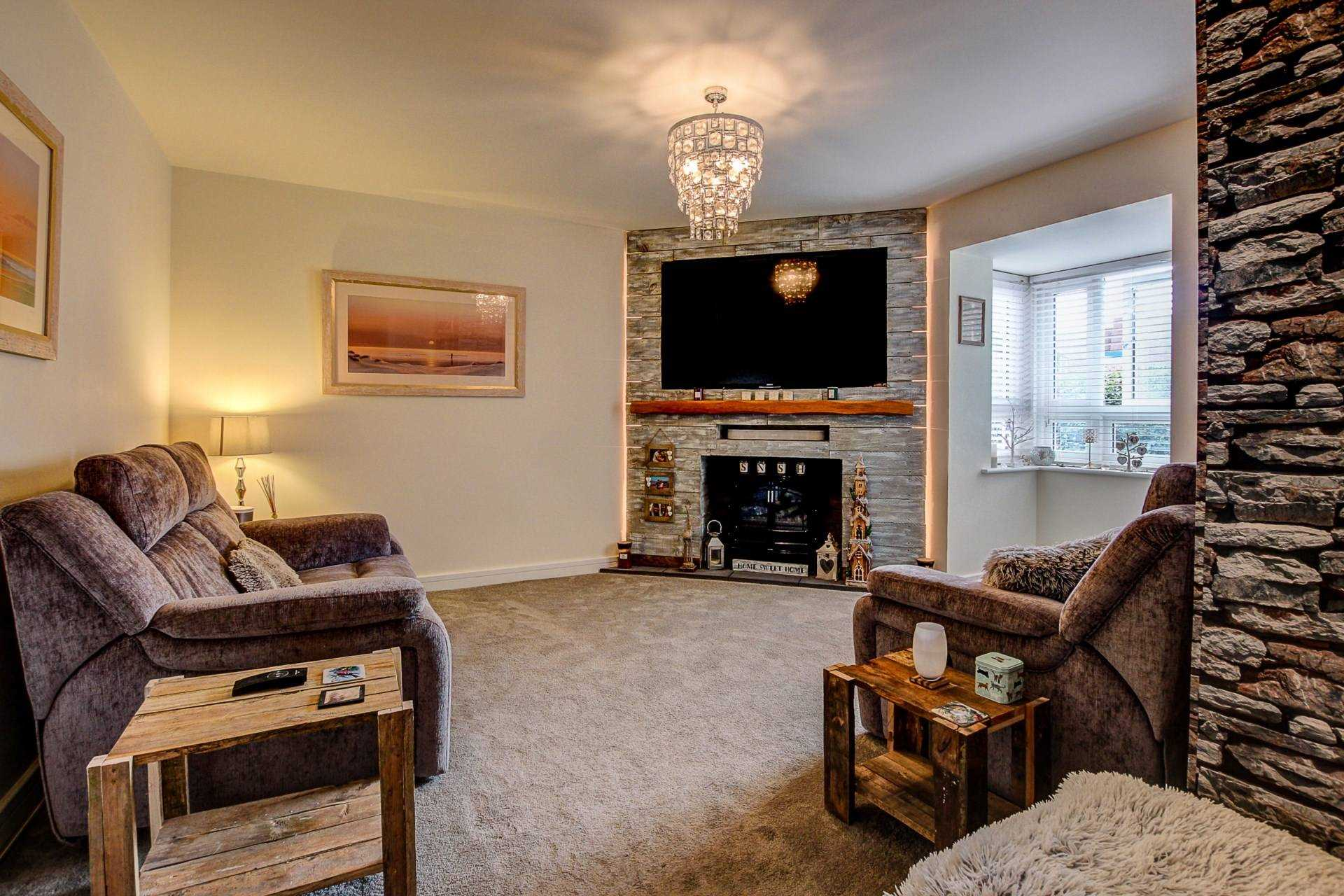 3 bed link detached house for sale in Charlton Mead, Charlton Marshall, Blandford Forum  - Property Image 3