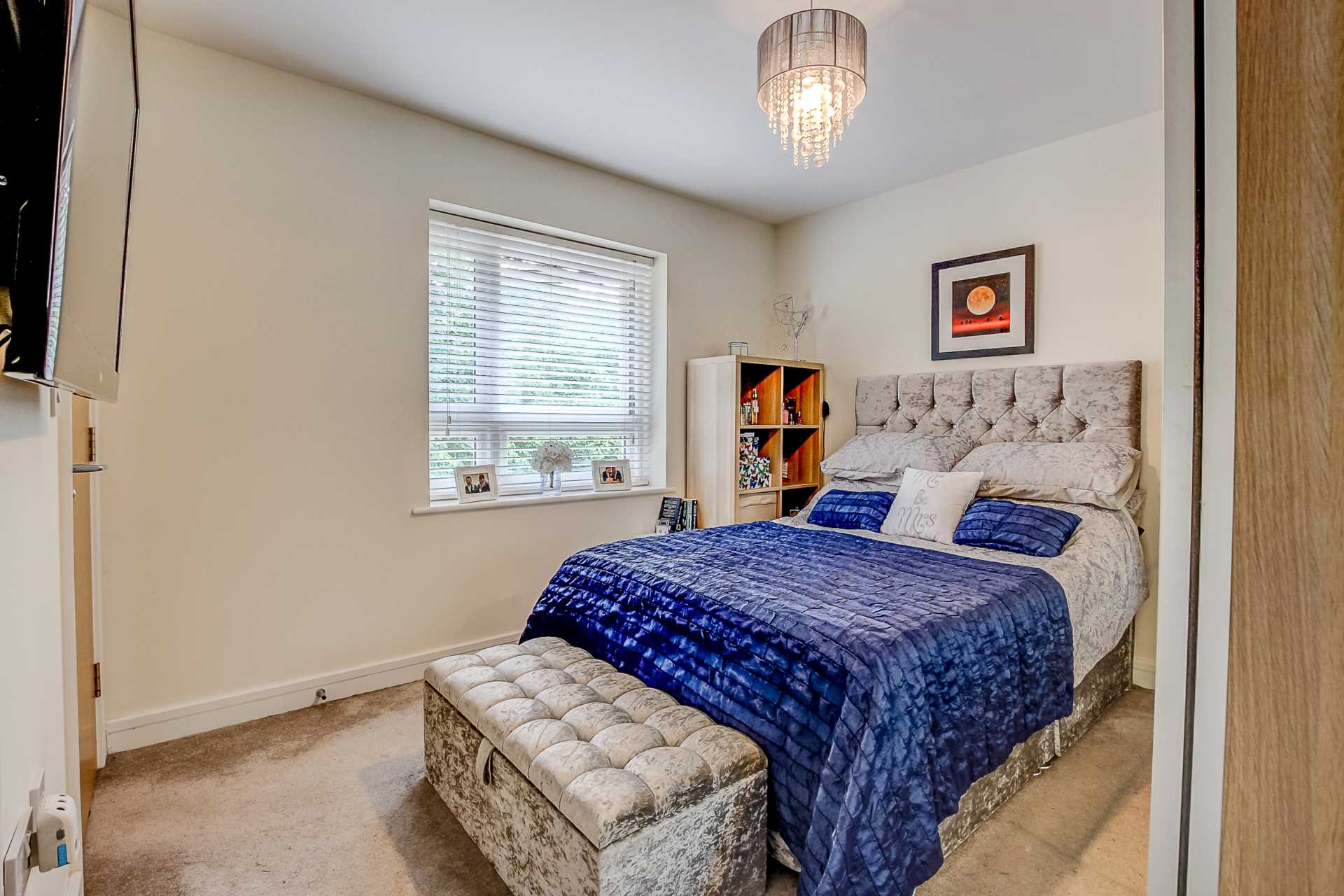 3 bed link detached house for sale in Charlton Mead, Charlton Marshall, Blandford Forum  - Property Image 5