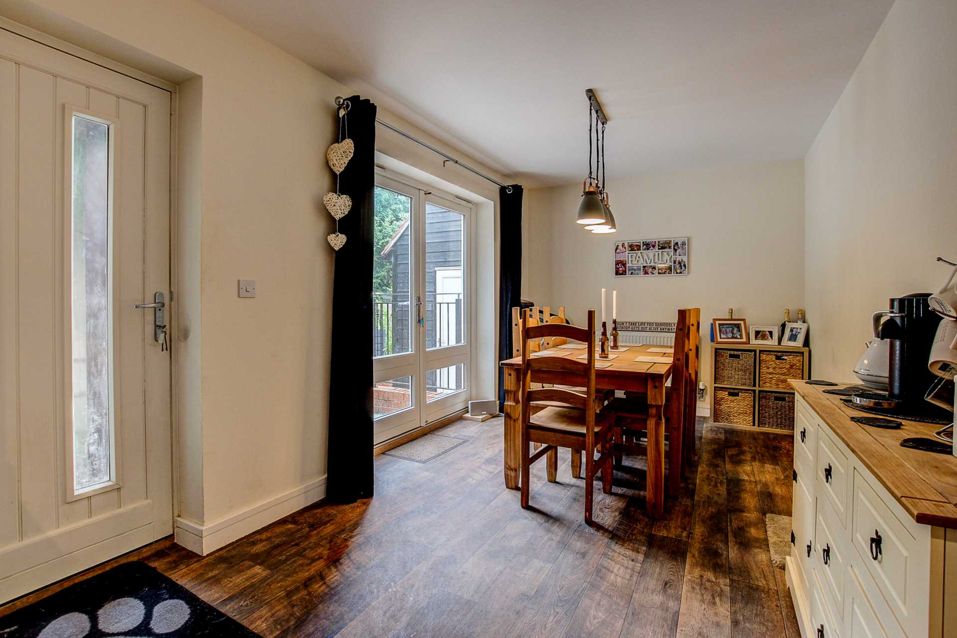 3 bed link detached house for sale in Charlton Mead, Charlton Marshall, Blandford Forum 8