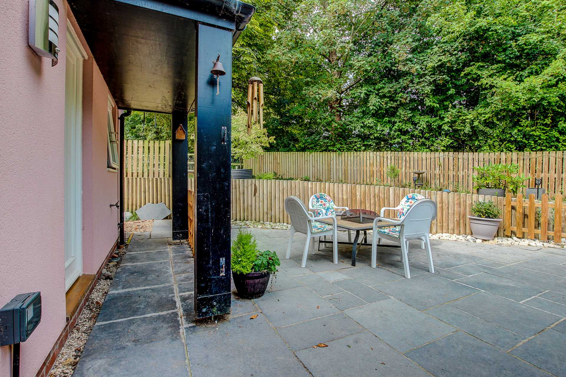 3 bed link detached house for sale in Charlton Mead, Charlton Marshall, Blandford Forum 14