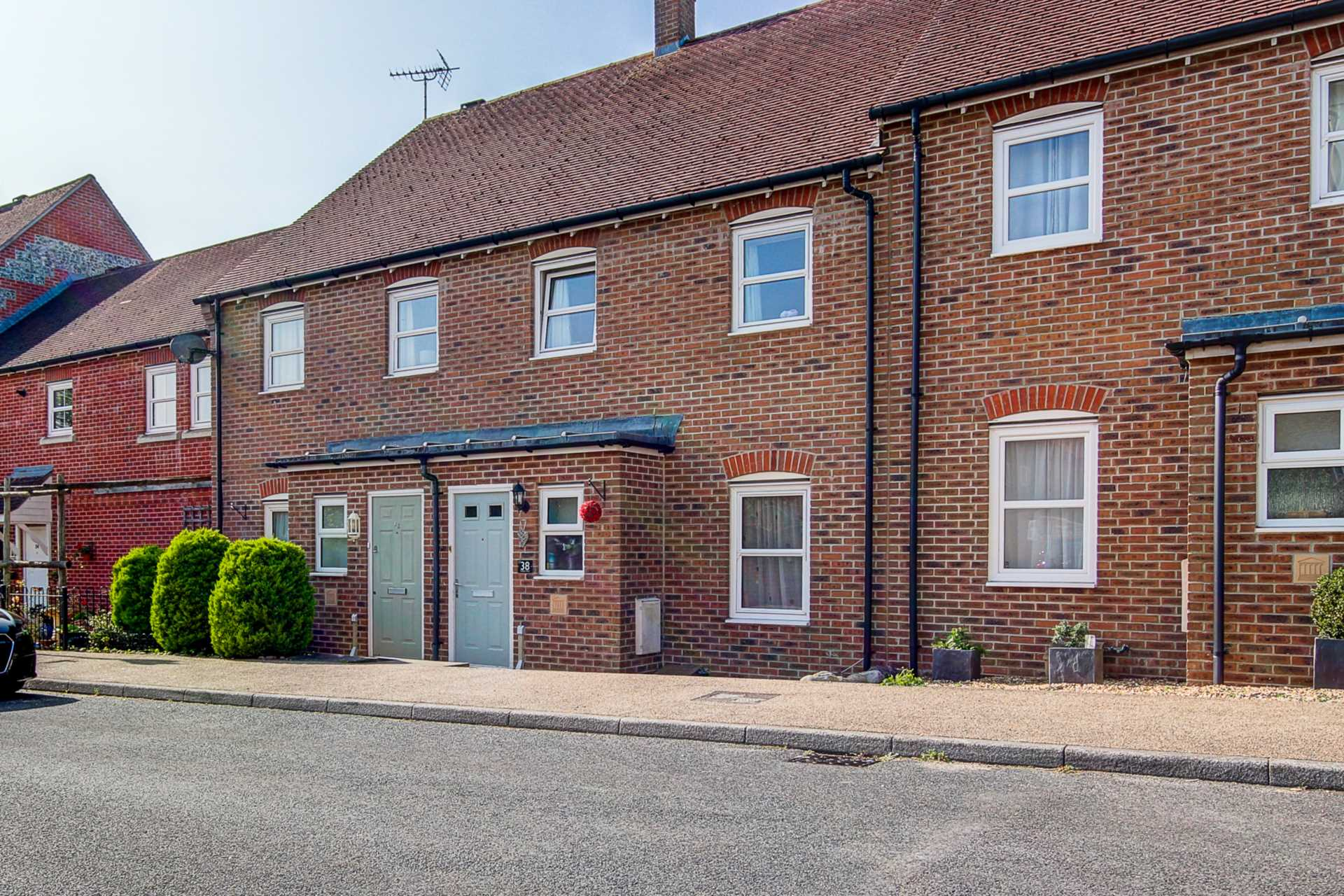 3 bed terraced house for sale in Cobham Road, Blandford Forum, Blandford Forum  - Property Image 1
