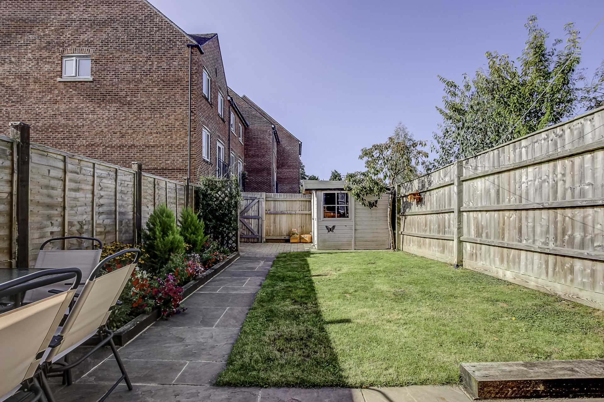 3 bed terraced house for sale in Cobham Road, Blandford Forum, Blandford Forum 3