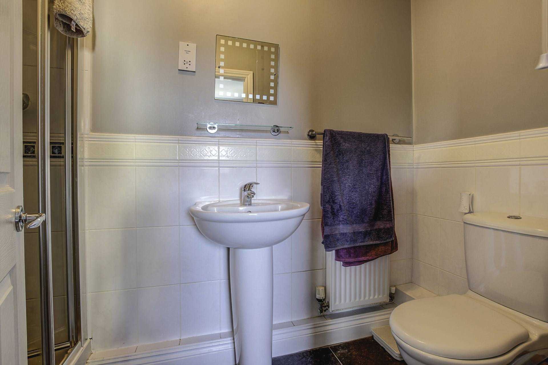 3 bed terraced house for sale in Cobham Road, Blandford Forum, Blandford Forum 7