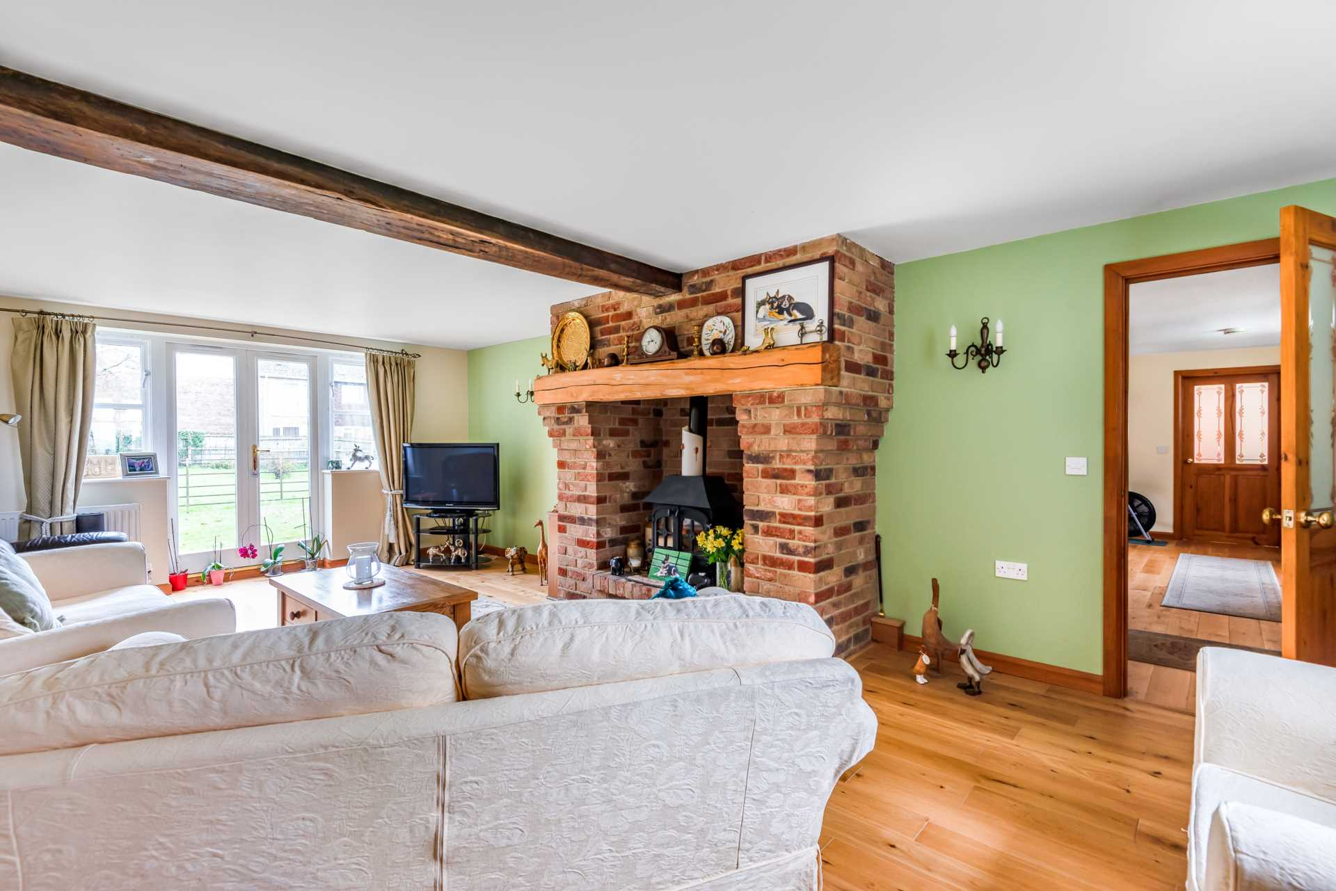 4 bed detached house for sale in Wagtails, Whatcombe Lane, Winterborne Whitechurch, Blandford Forum  - Property Image 3