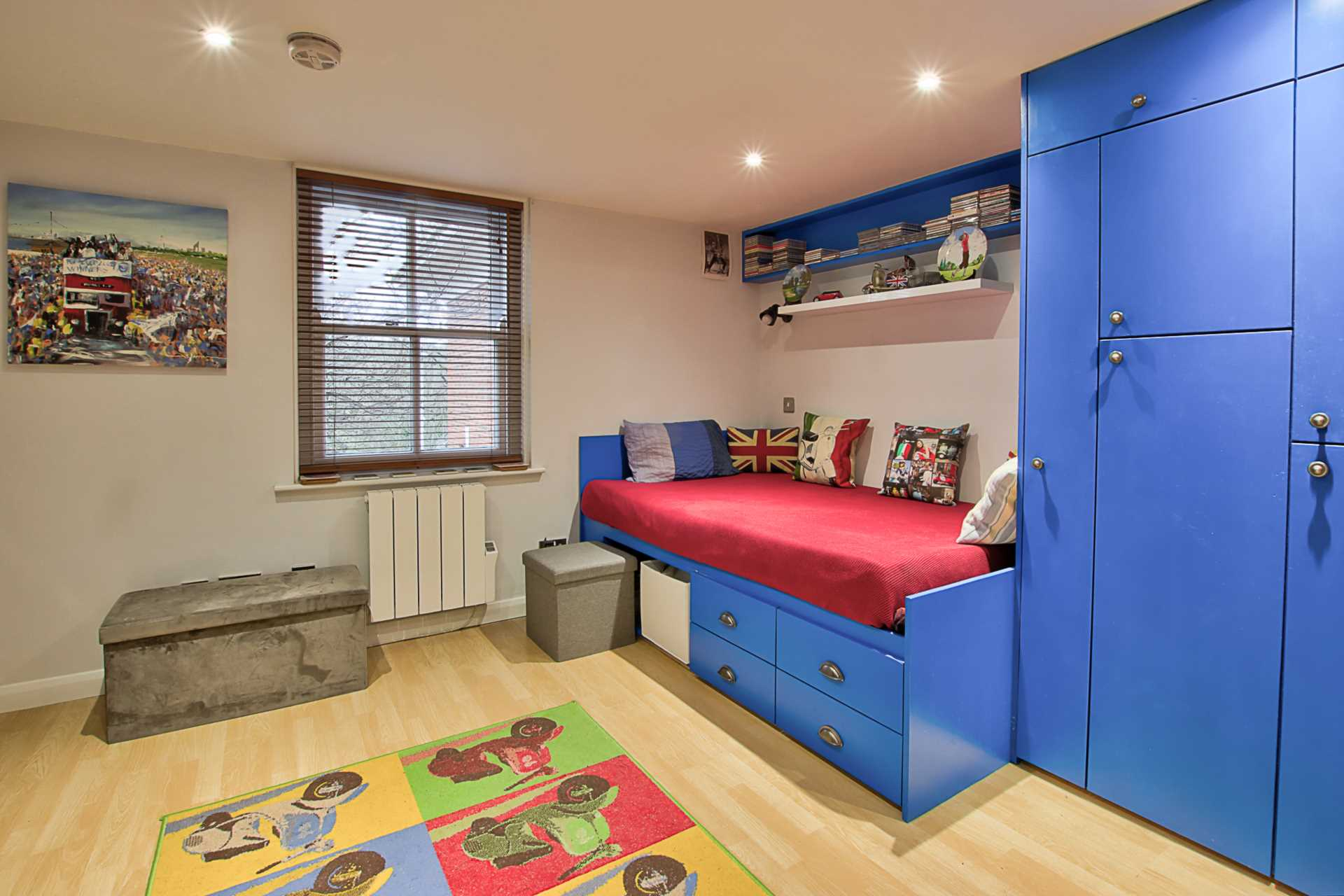 1 bed studio flat for sale in Magnolia Court, West Street, Blandford Forum 2
