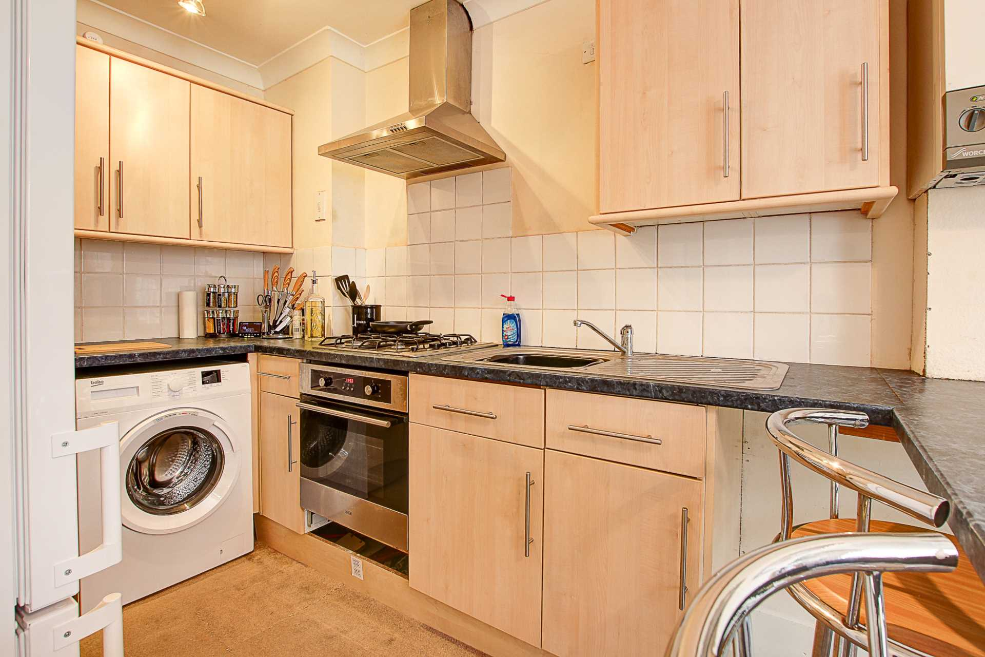 1 bed flat for sale in Salisbury Road, Blandford Forum 1