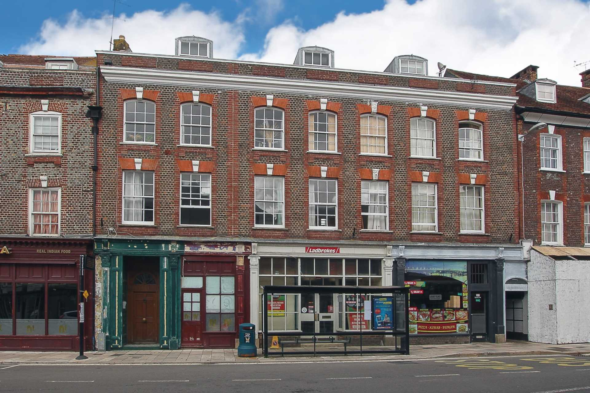 2 bed flat for sale in Pliskin Chambers, West Street, Blandford Forum, Blandford Forum  - Property Image 1