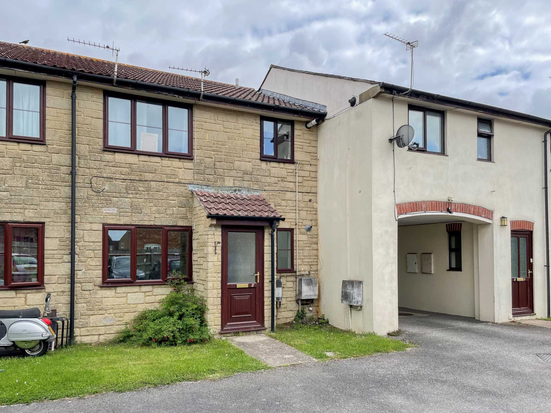1 bed flat to rent in Ham Court, Gillingham, Gillingham 0