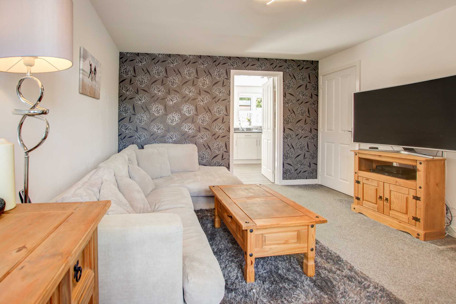 3 bed semi-detached house for sale in Esme Avenue, Blandford St Mary, Blandford Forum  - Property Image 3