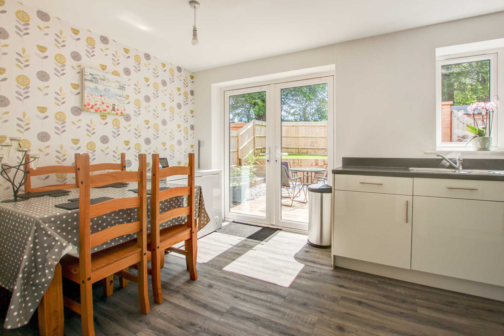 3 bed semi-detached house for sale in Esme Avenue, Blandford St Mary, Blandford Forum  - Property Image 5