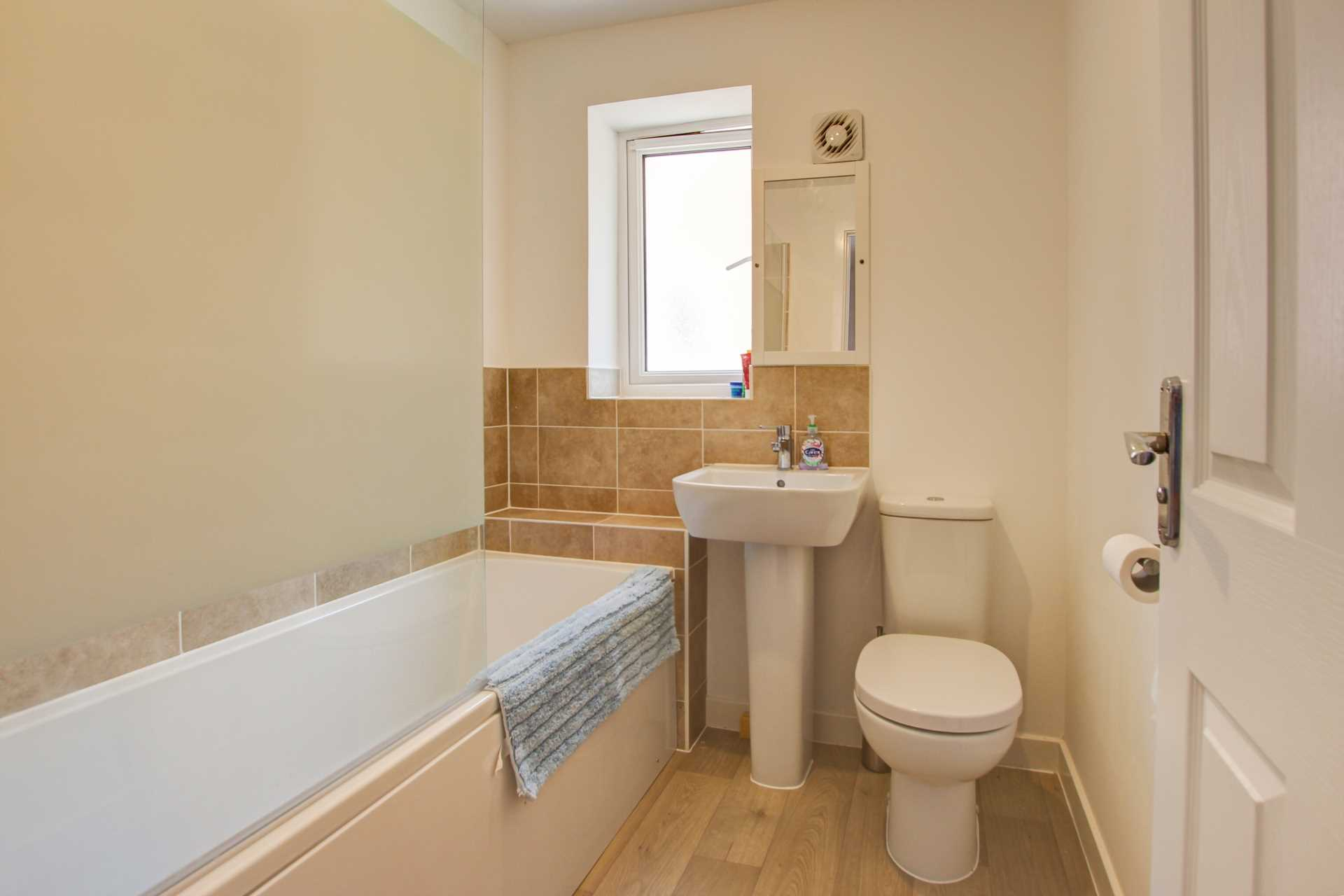3 bed semi-detached house for sale in Esme Avenue, Blandford St Mary, Blandford Forum 10