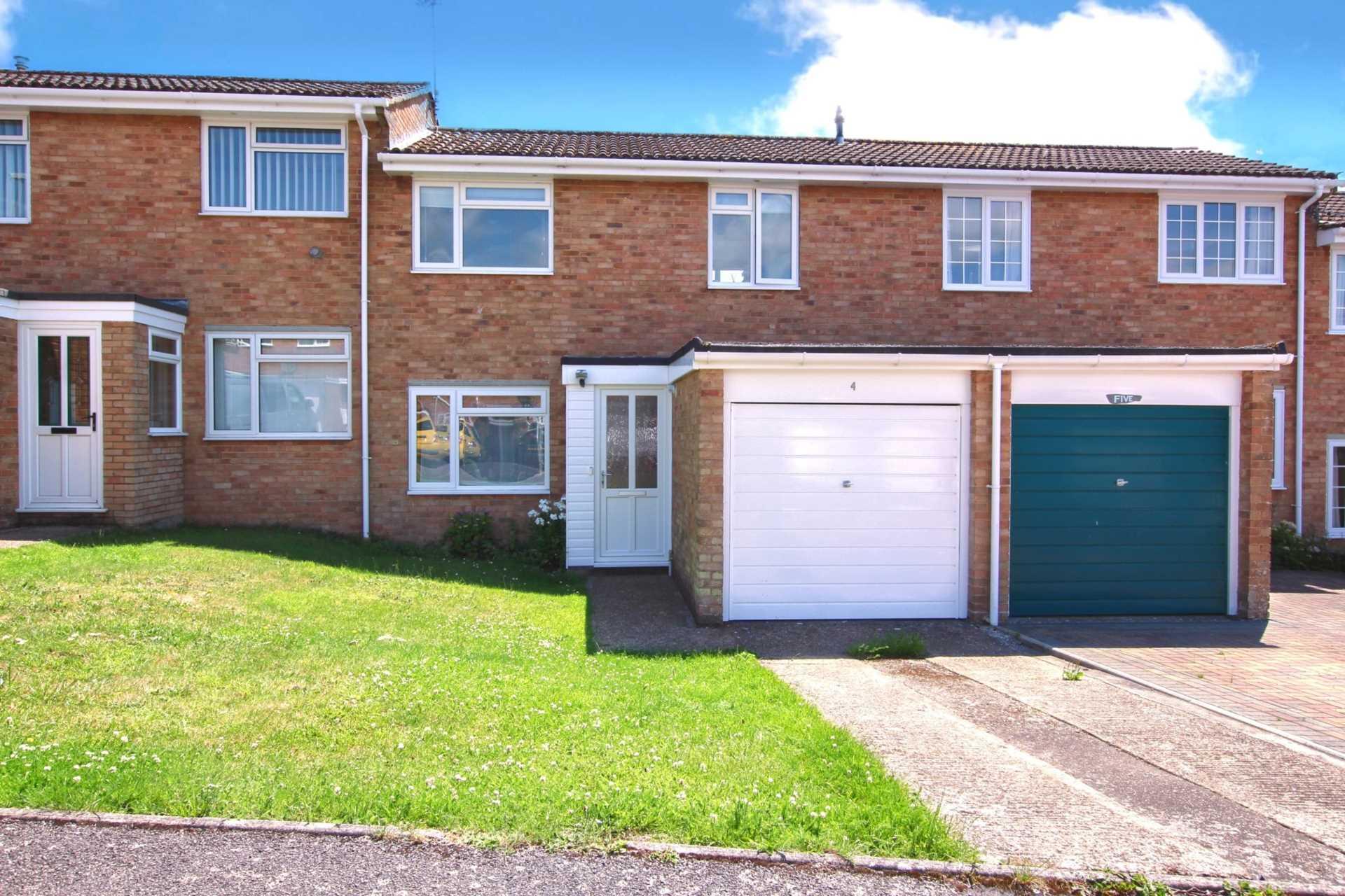 2 bed terraced house for sale in Lockeridge Close, Blandford Forum, Blandford Forum  - Property Image 1