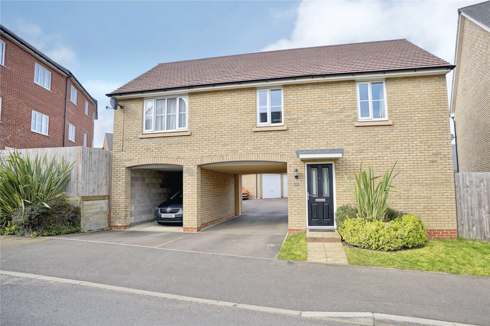 2 bed apartment for sale in Papworth Everard, CB23 3AB, CB23