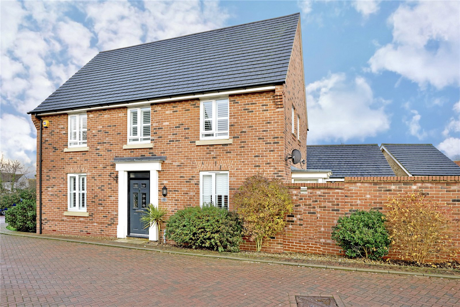 4 bed house for sale in St. Ives, PE27 6TD  - Property Image 1