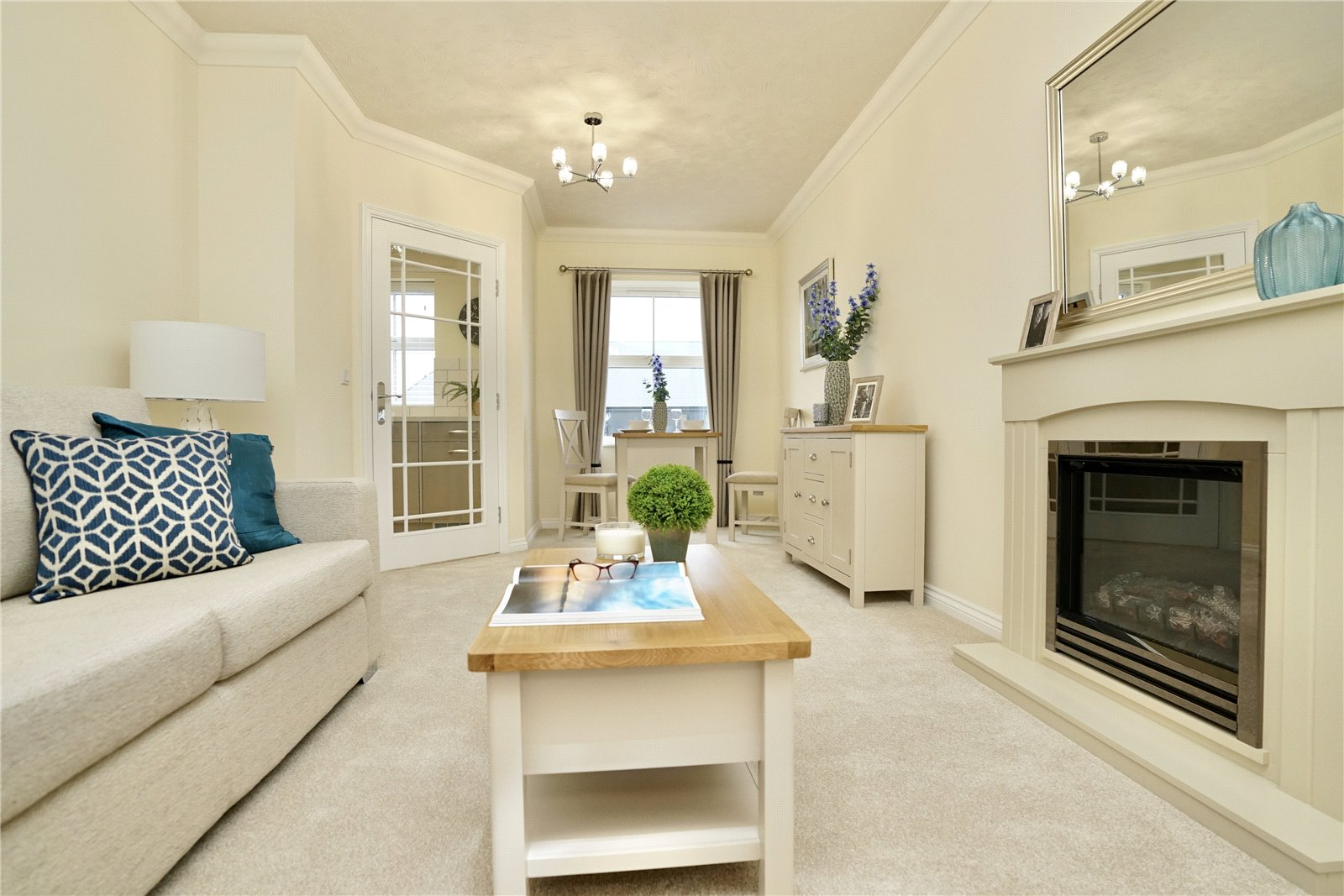 1 bed apartment for sale in Edison Bell Way, PE29 3FD 0