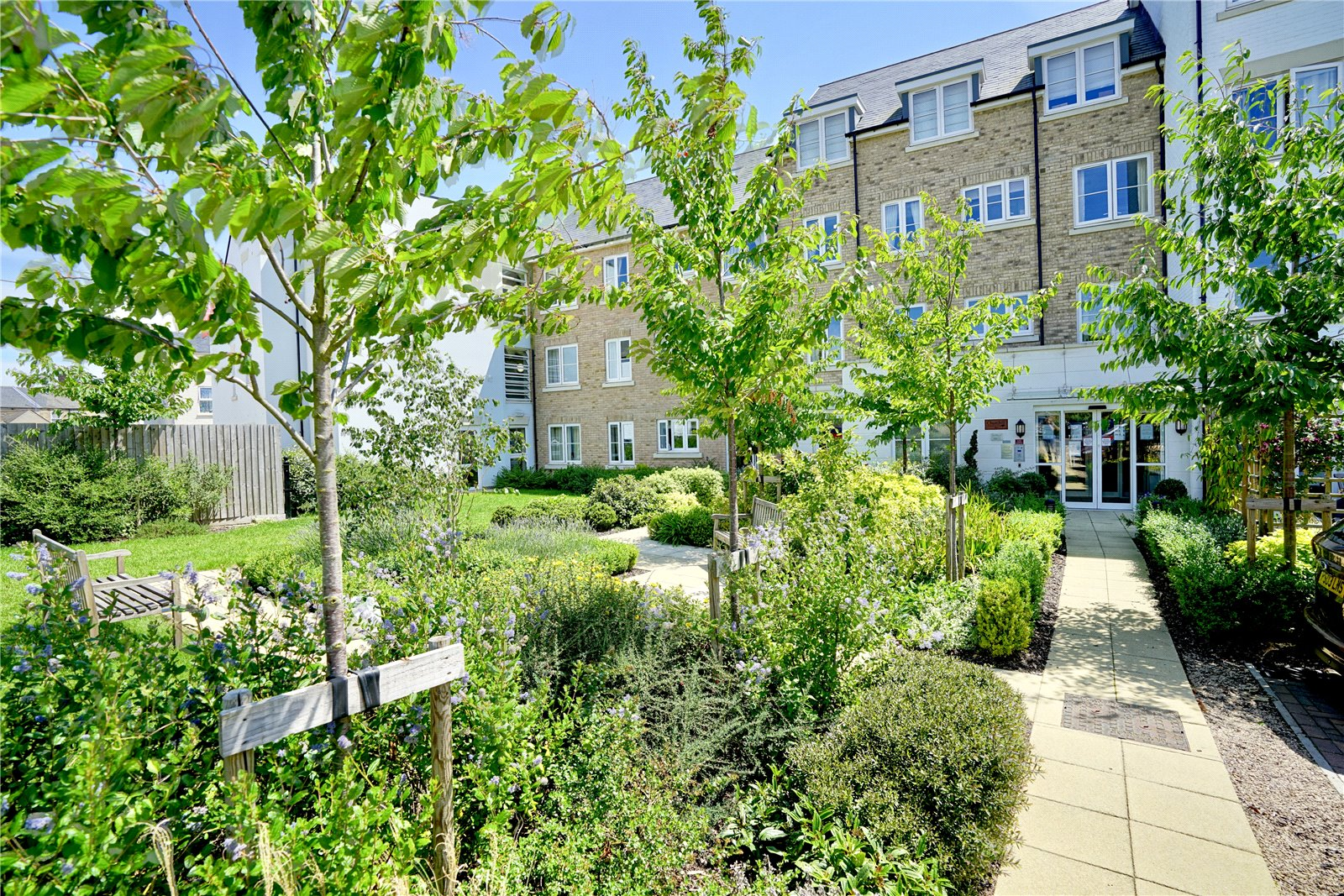 2 bed apartment for sale in Edison Bell Way, PE29 3FD  - Property Image 1