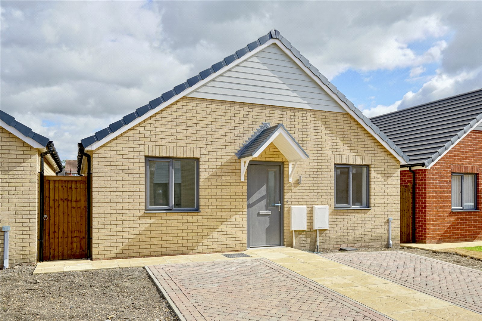 2 bed bungalow for sale in Whittlesey, PE7 1RU, PE7