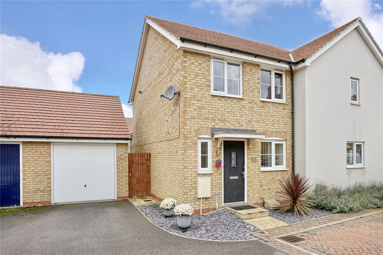 2 bed house for sale in Papworth Everard, CB23 3AE, CB23