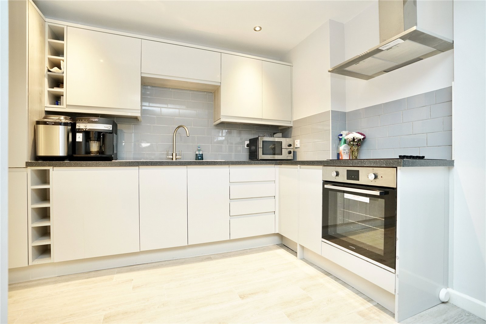 1 bed apartment for sale in Manchester Place, PE29 3EL, PE29