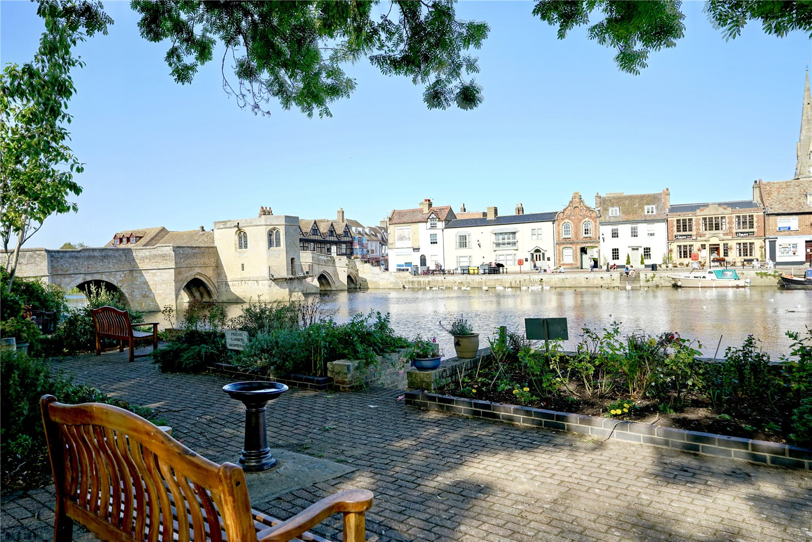 1 bed apartment for sale in St. Ives, PE27 5EP, PE27
