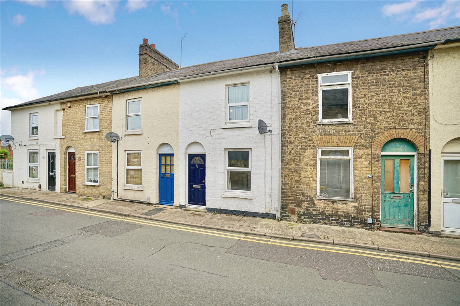 2 bed house for sale in Huntingdon, PE29 7HJ  - Property Image 1
