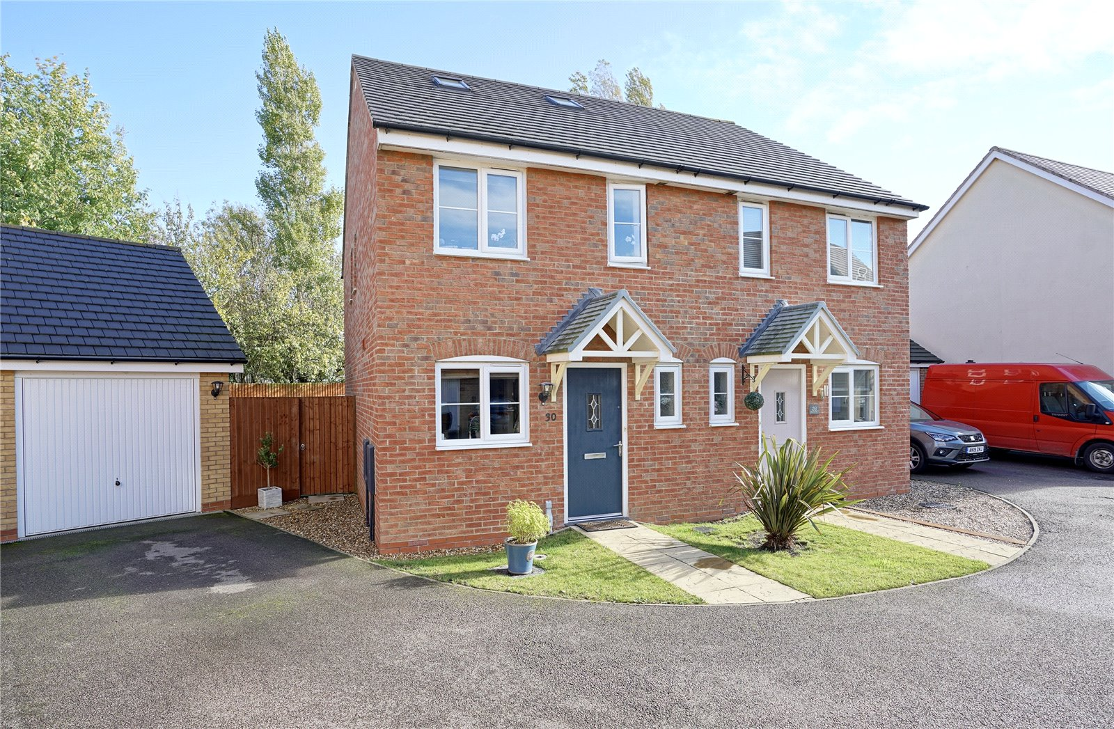 3 bed house for sale in Papworth Everard, CB23 3AE, CB23