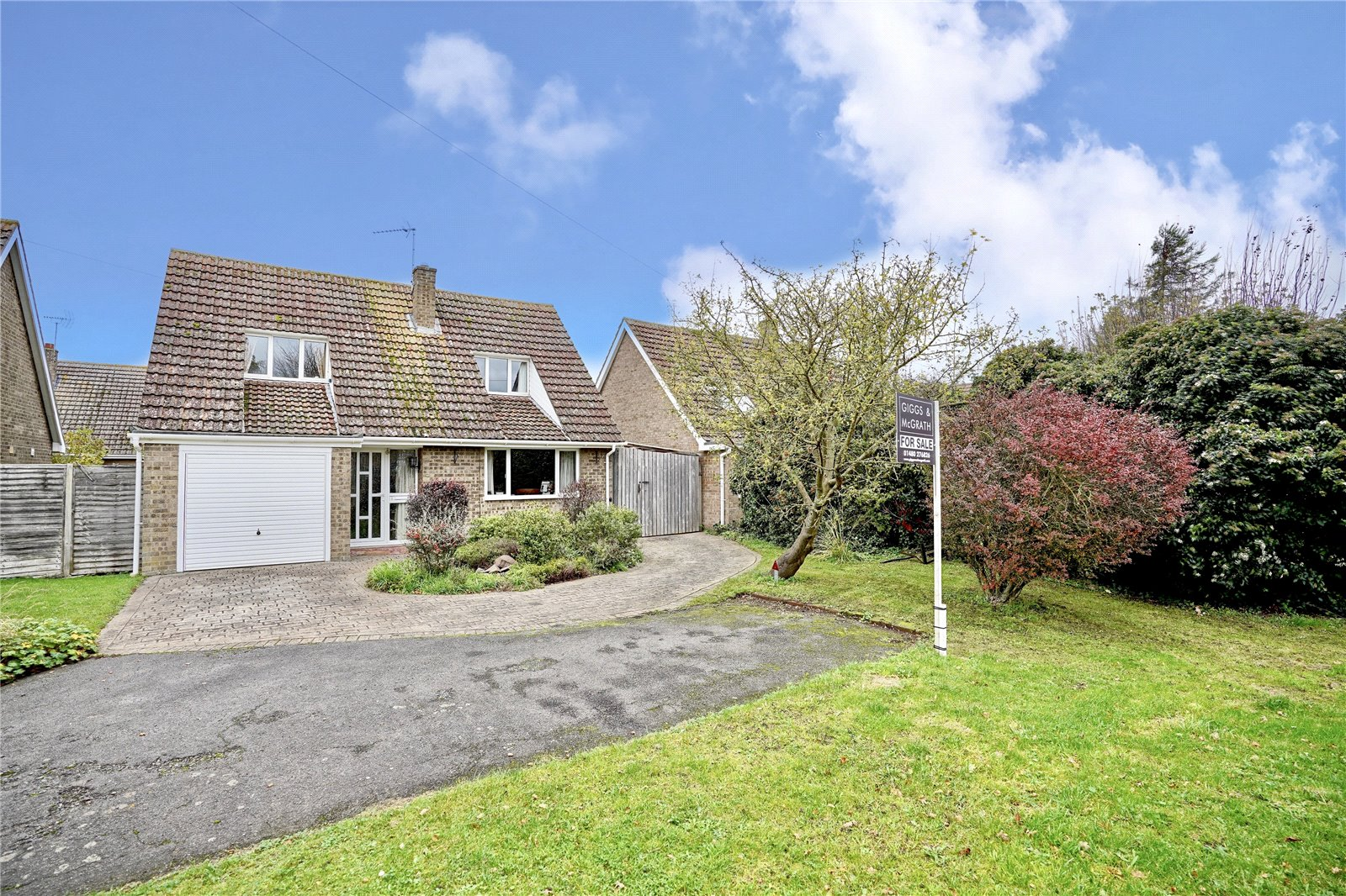 3 bed house for sale in Somersham, PE28 3HP - Property Image 1