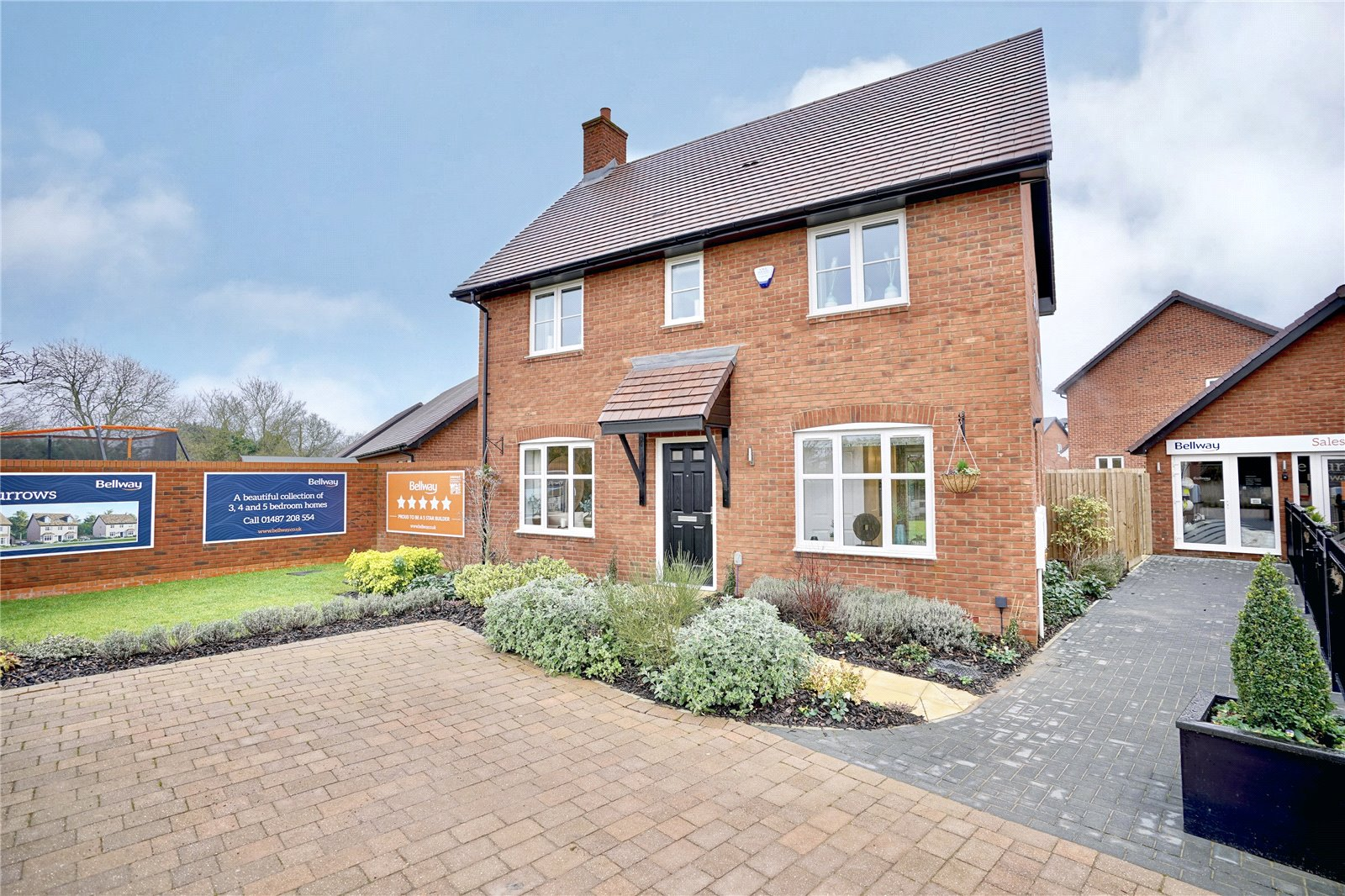 3 bed house for sale in Warboys, PE28 2JJ  - Property Image 1