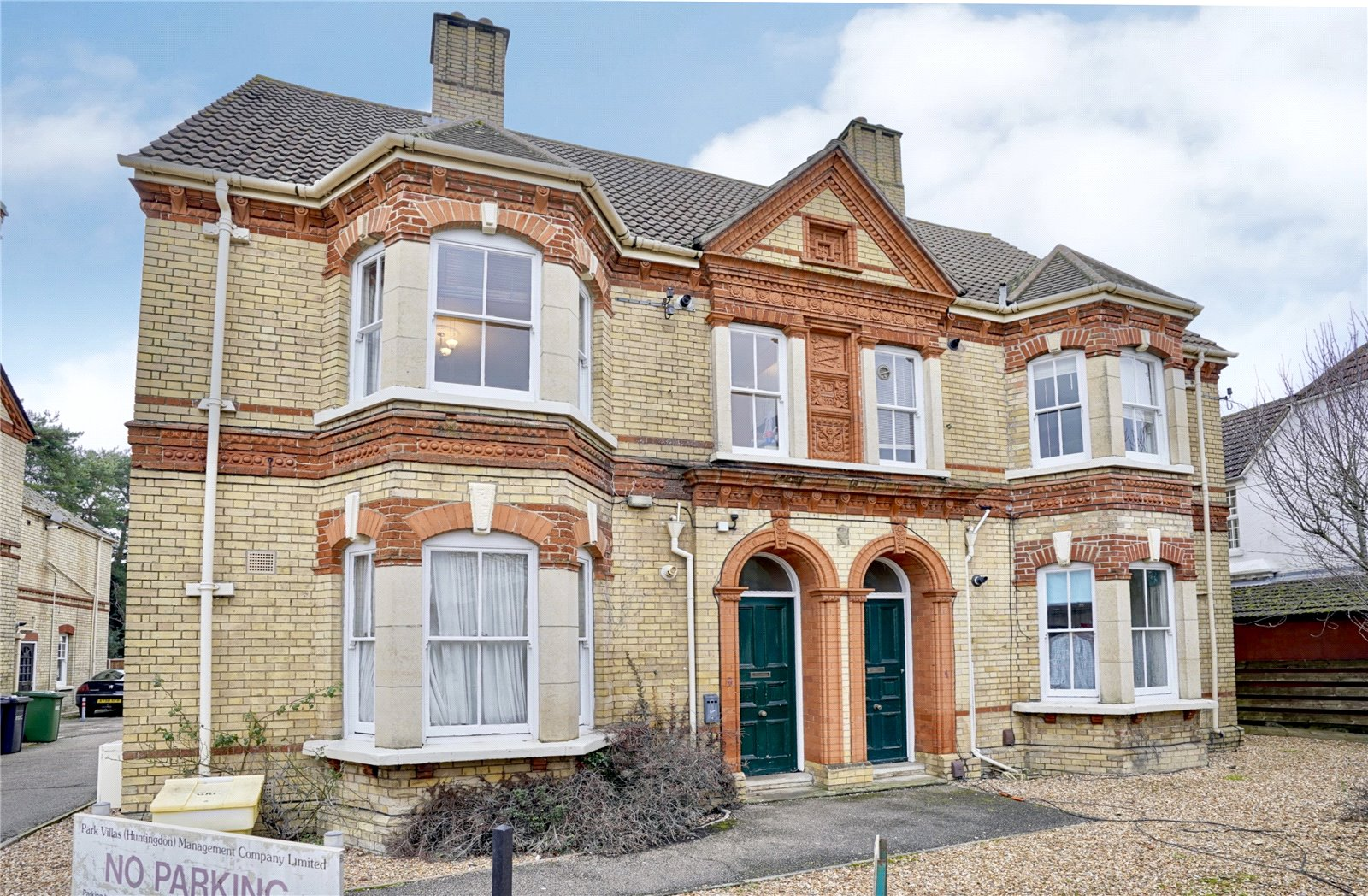 2 bed maisonette for sale in Huntingdon, PE29 3BQ  - Property Image 1