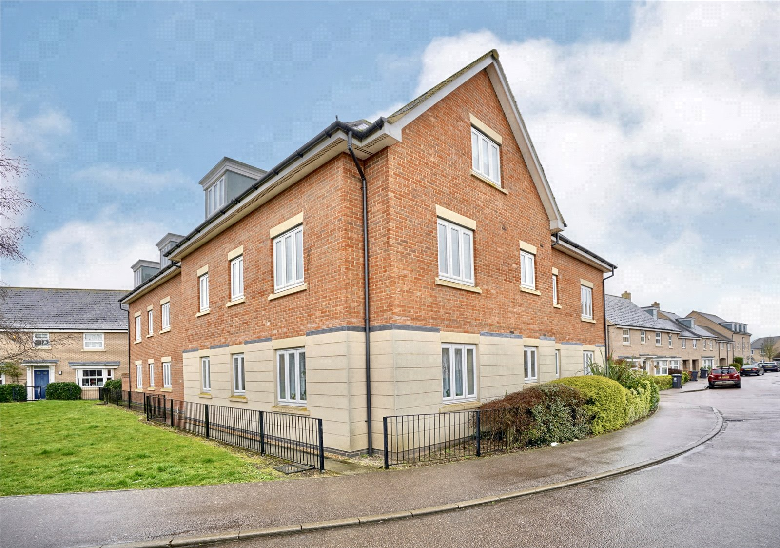 2 bed apartment for sale in Willingham, CB24 5GX, CB24