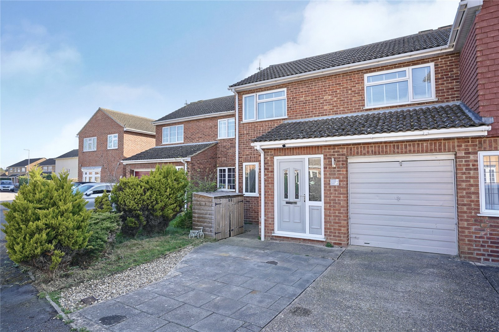 3 bed house for sale in Earith, PE28 3QY  - Property Image 1