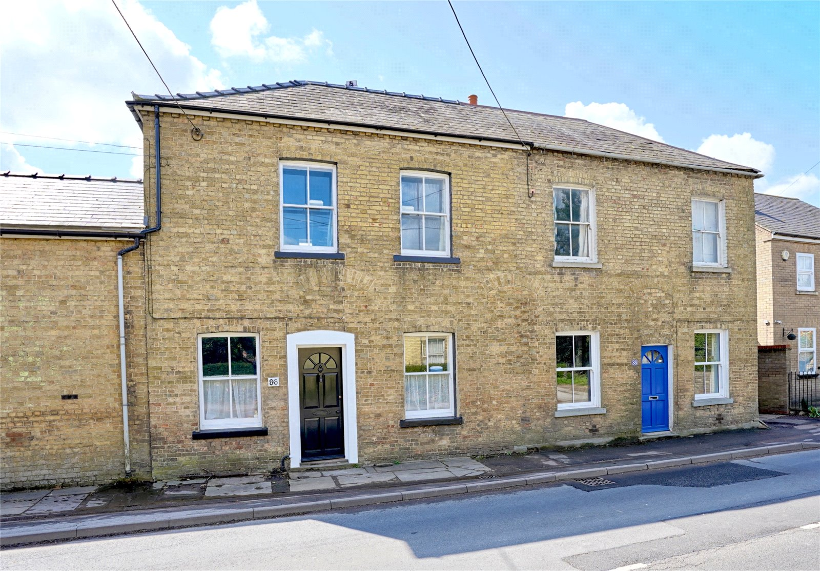 3 bed house for sale in Earith, PE28 3PN  - Property Image 1
