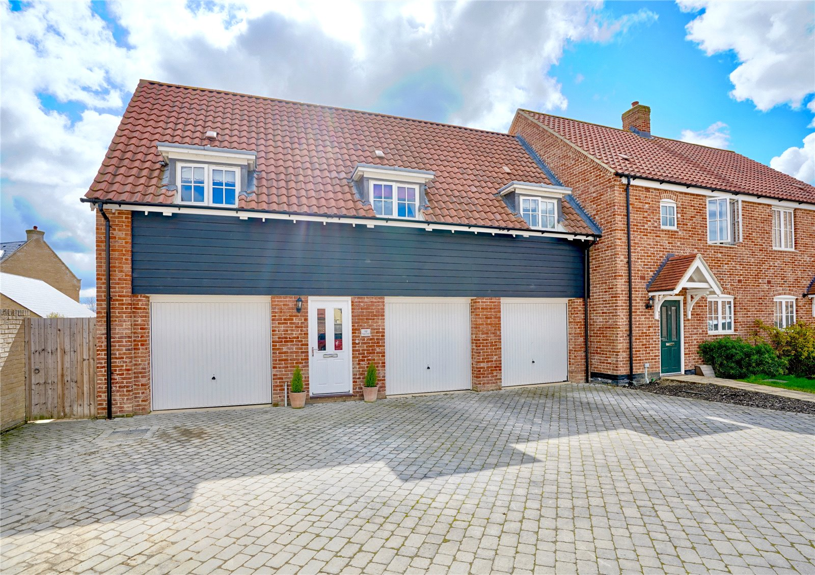 2 bed apartment for sale in Alconbury Weald, PE28 4XU  - Property Image 1