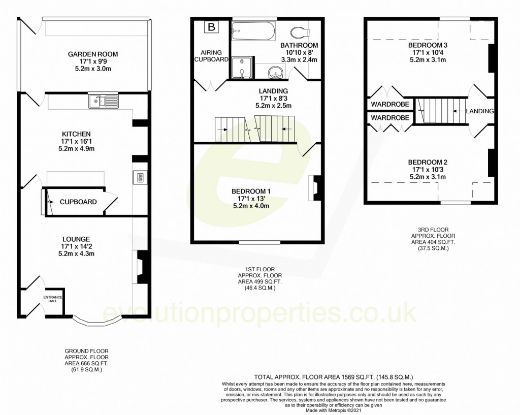 3 bed cottage for sale in Bushy Ruff Cottages , Alkham Road, Temple Ewell, Dover - Property Floorplan