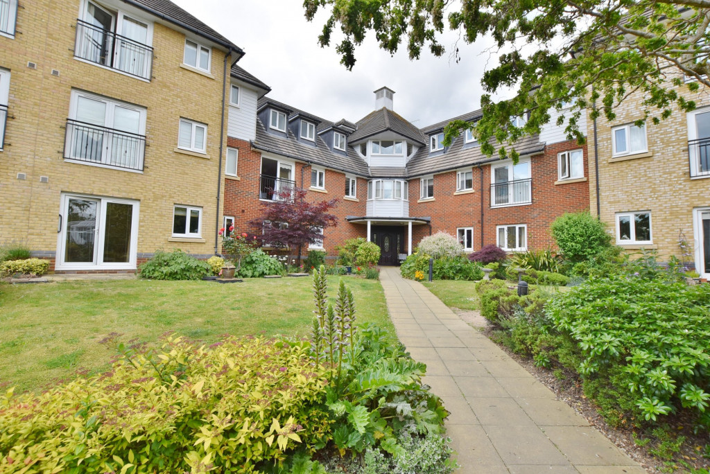 1 bed retirement property to rent in Windsor Court, Hoxton Close, Ashford 0