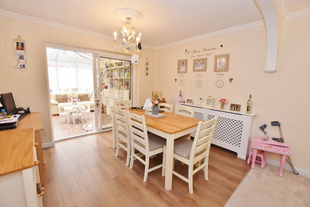 3 bed semi-detached house for sale in Salthouse Close, Brookland, Romney Marsh  - Property Image 1