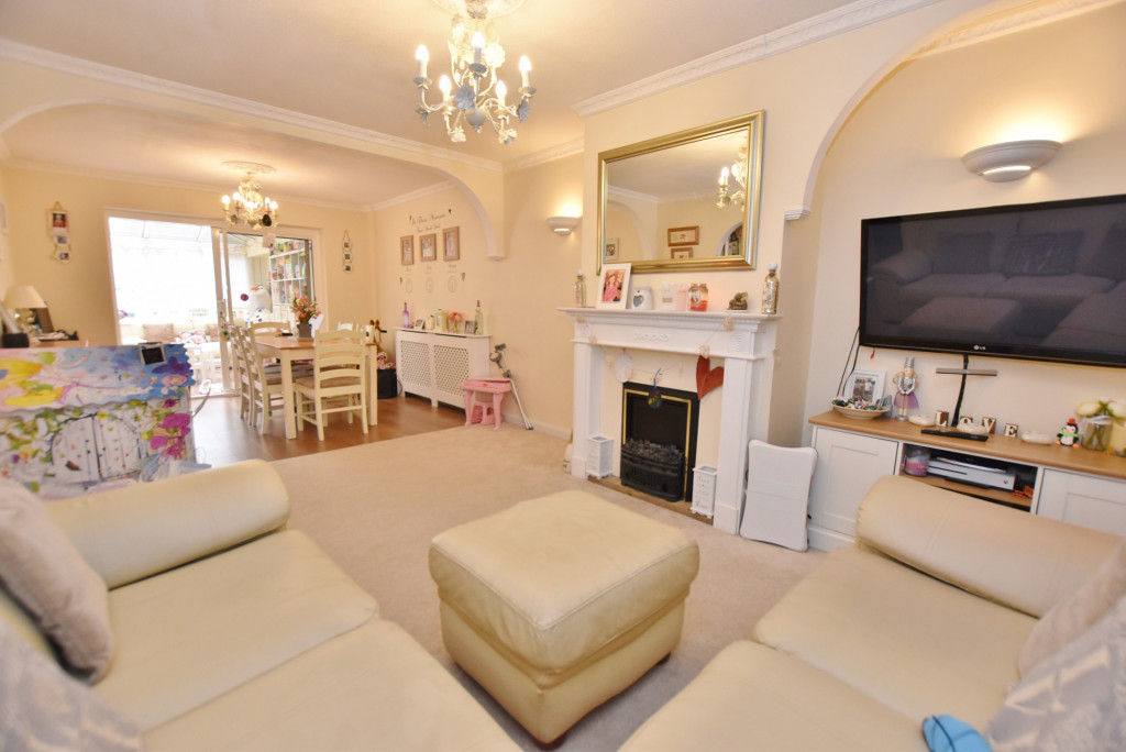 3 bed semi-detached house for sale in Salthouse Close, Brookland, Romney Marsh  - Property Image 2
